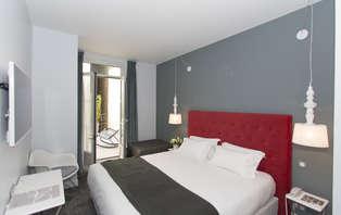 Week-end détente en chambre supérieure à Paris à deux pas du Marais et de la Place de la Bastille