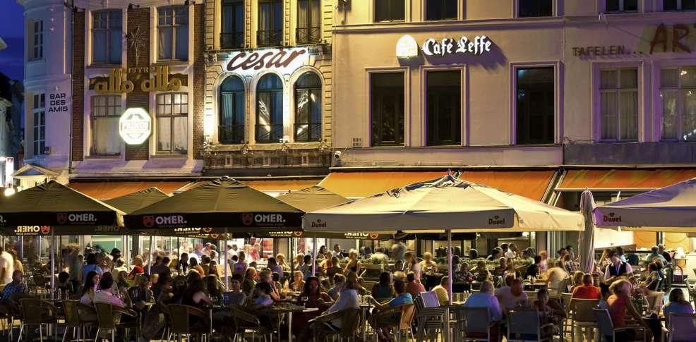 Hotel Ibis Anvers Centrum