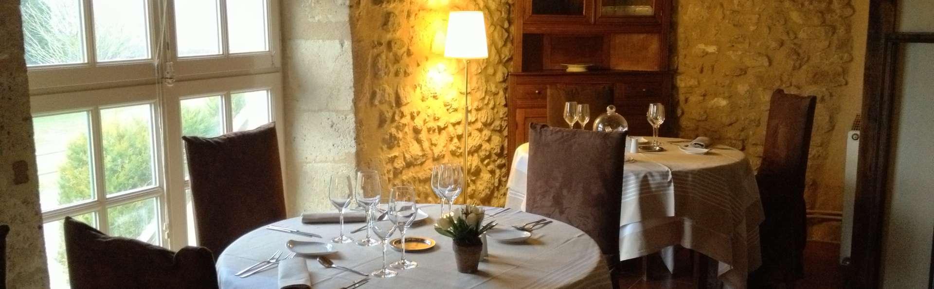 Week end avec d ner bell me 61 avec 1 d ner 3 plats pour 2 adultes partir - Restaurant belleme perche ...