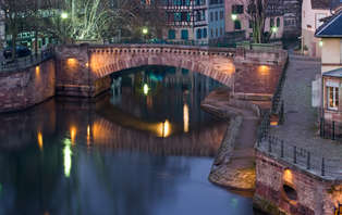 Week-end à Strasbourg