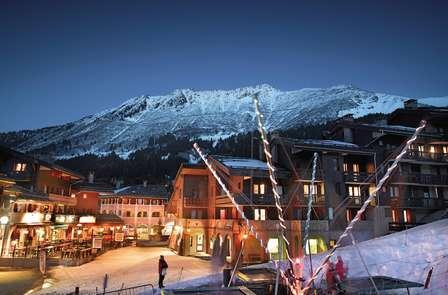 Week-end en famille au ski à Valmorel (2 nuits)