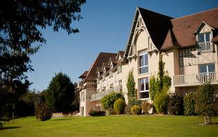 Offre spéciale : Week-end détente avec dîner près de Deauville