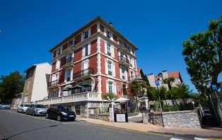Offre Spéciale: Week-end avec dîner bistronomique à Biarritz