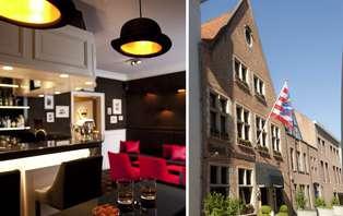 Week-end dans un hôtel particulier au centre de Bruges