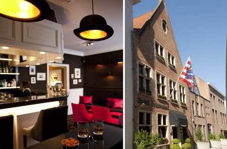 Weekend in een herenhuis in hartje Brugge
