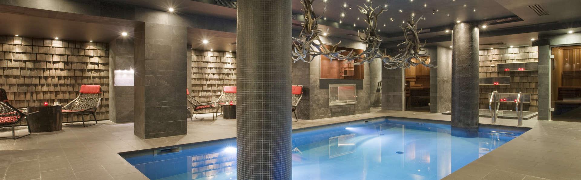 week end montagne et ski val d 39 is re avec 1 acc s au spa pour 2 adultes partir de 1305. Black Bedroom Furniture Sets. Home Design Ideas