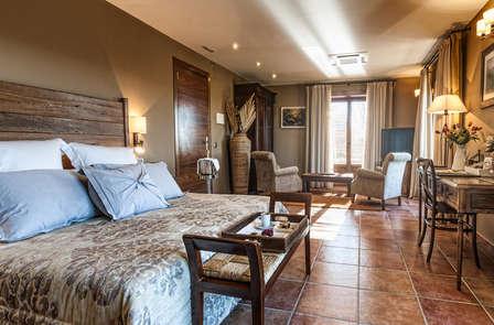 Déjate seducir en una Finca rústica con decoración romántica en la Garrotxa- Girona
