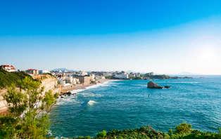 Week-end en bord de mer à Biarritz