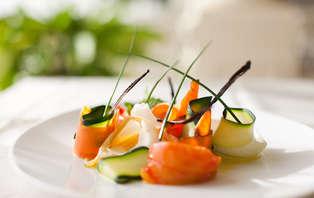Offre spéciale : Week-end gourmand avec dîner gastronomique près d'Auch
