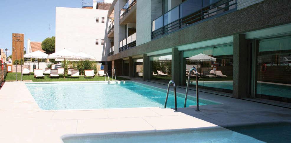 Hotel vime islantilla inactif hotel isla cristina for Piscina isla leon