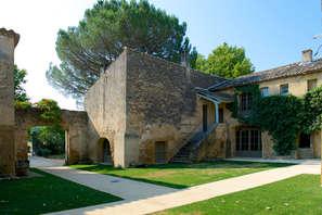 Week-end en famille et visite du Pont du Gard