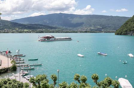 Week-end détente & SPA dans une somptueuse demeure historique, au bord du Lac d'Annecy