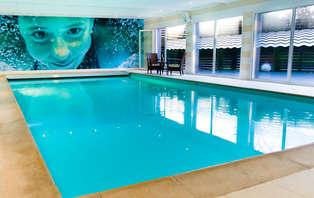 Offre spéciale été: Week-end détente avec accès spa à Saint-Brieuc (2 nuits min)