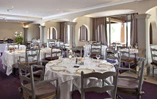 Week-end avec dîner à Saint Raphaël