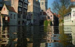 Week-end détente en chambre supérieure à Bruges