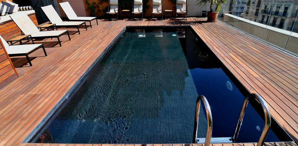 Hotel europark h tel de charme barcelone - Hotel de charme barcelone ...
