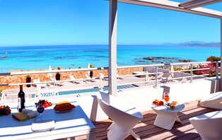 Séjour 7 nuits en appartement avec vue panoramique à L'Île-Rousse