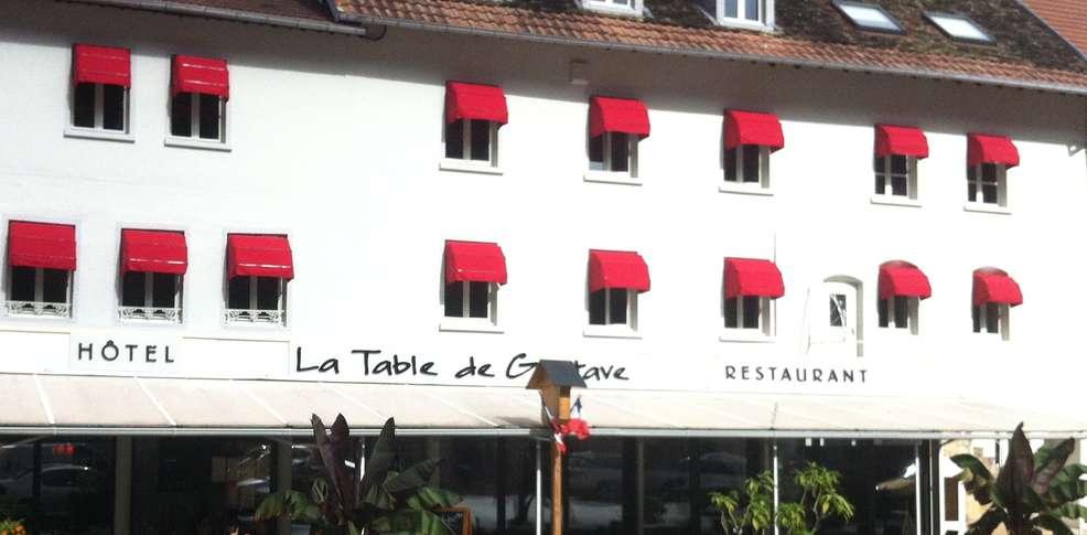 H Tel La Table De Gustave H Tel De Charme Ornans