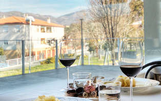 Oferta especial: Romanticismo y relax con cena en el Valle del Ambroz