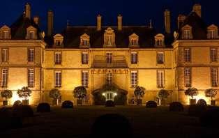 Week-end romantique en chambre prestige dans un Château à 50 minutes de Paris