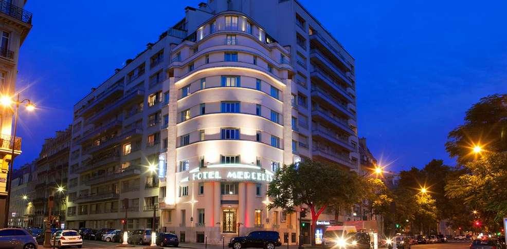 Hotel Best Western Paris Arc De Triomphe