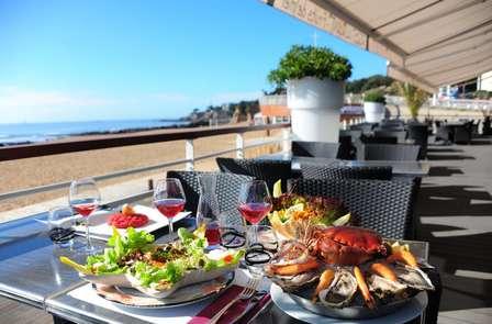 Week-end avec dîner face à la mer près de la Baule