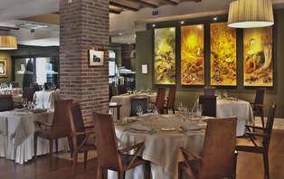 Promoción Inteligente: Escapada Bienestar con cena y spa cerca de Pamplona (desde 2 noches)