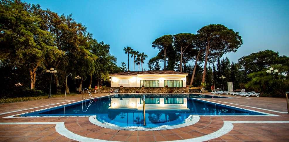 Guadacorte Park Hotel Costa De La Luz