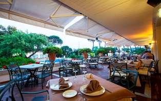 Escapada con cena: Evasión relax en la Costa de la Luz