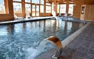 Week-end détente au ski en appartement à la Clusaz (2 nuits jusqu'à 4 personnes)