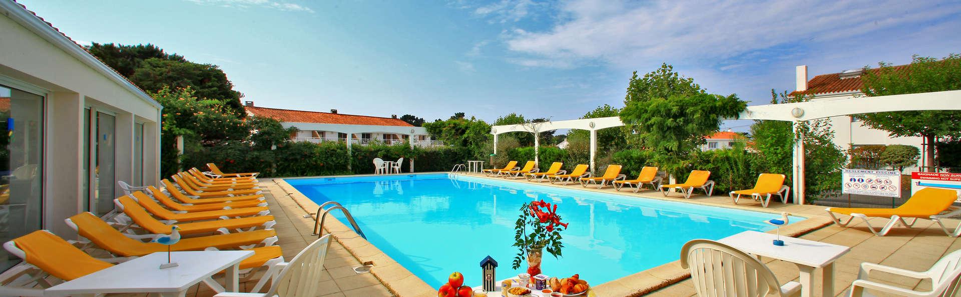 Hotel Spa St Gilles Croix De Vie