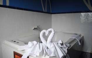 Escapada romántica con bañera de hidromasaje
