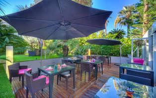 Week-end avec dîner à Cannes