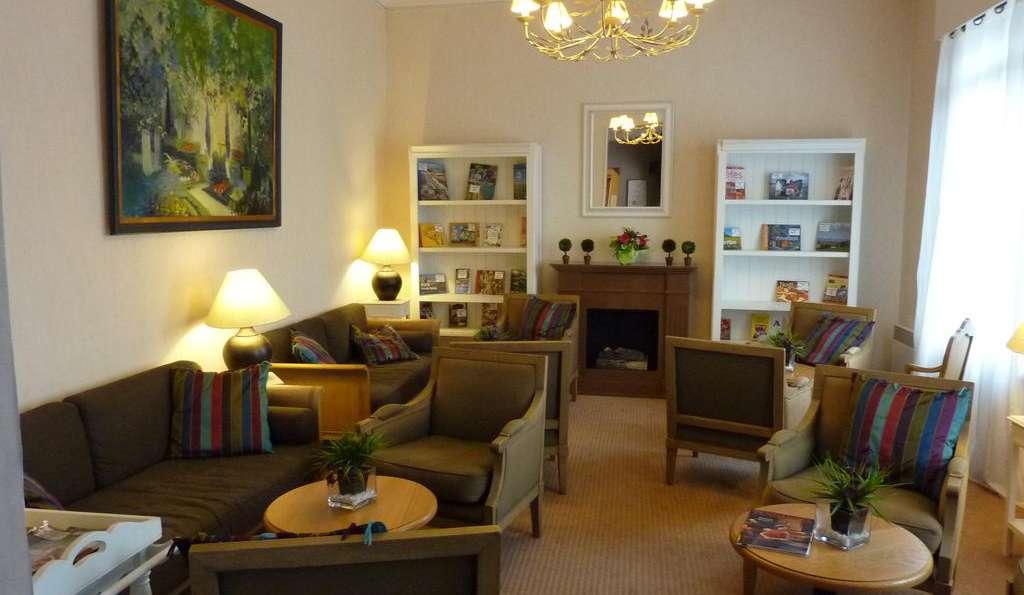 Hôtel Saint Jean - Lounge