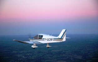 Offre spéciale : Week-end avec vol en avion privé au dessus des volcans d'Auvergne