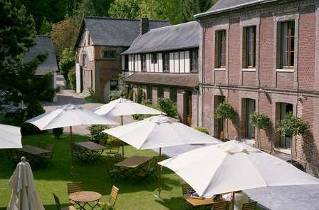 Week-end romantique et détente à 40 min de Rouen
