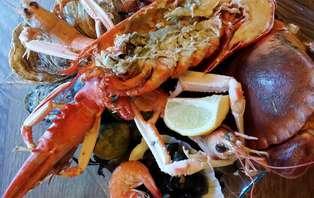 Culinair weekend - Zeevruchten