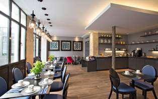 Week-end avec dîner en brasserie au cœur de Paris