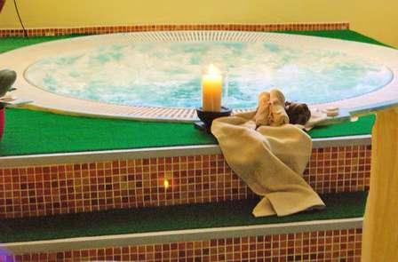 Escapada romántica con cena y Spa privado en Salamanca