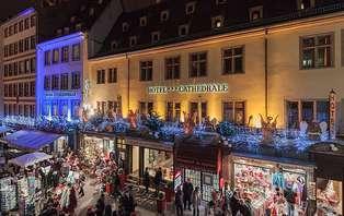 Offre Spéciale Marché de Noël :  séjour tout près de la Cathédrale de Strasbourg