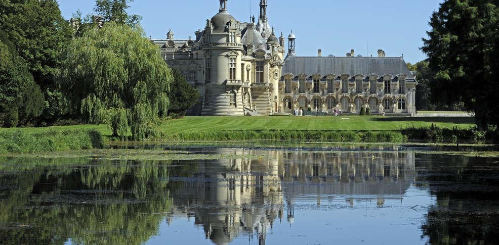 week end chantilly 60 week end d couverte du chateau de chantilly 40 min de paris. Black Bedroom Furniture Sets. Home Design Ideas