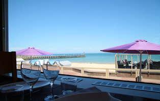 Week-end détente avec diner sur la côte normande