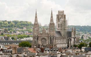Ontdekkingsuitstapje naar Rouen