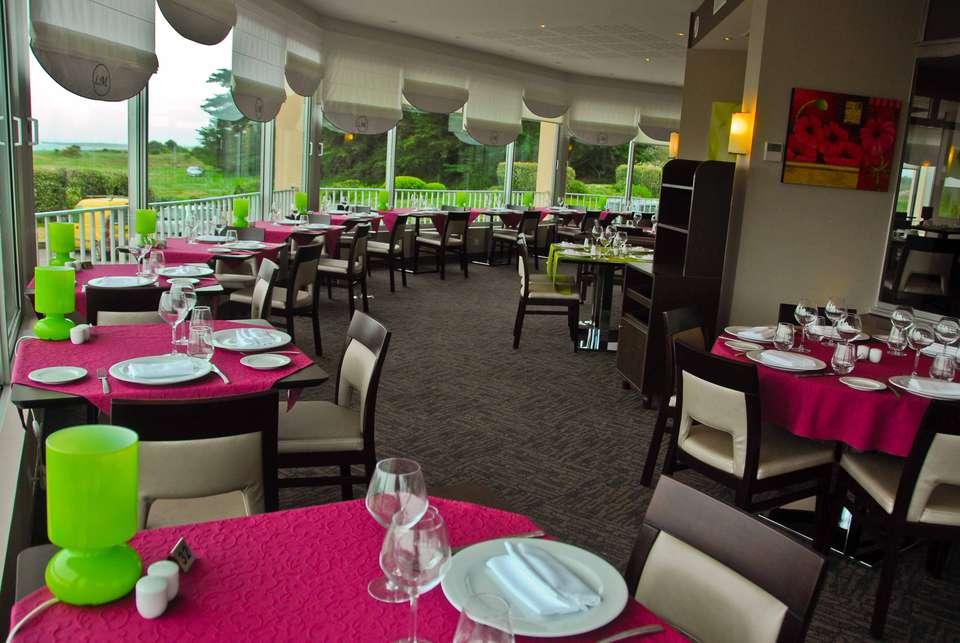 Restaurant casino quiberon avis