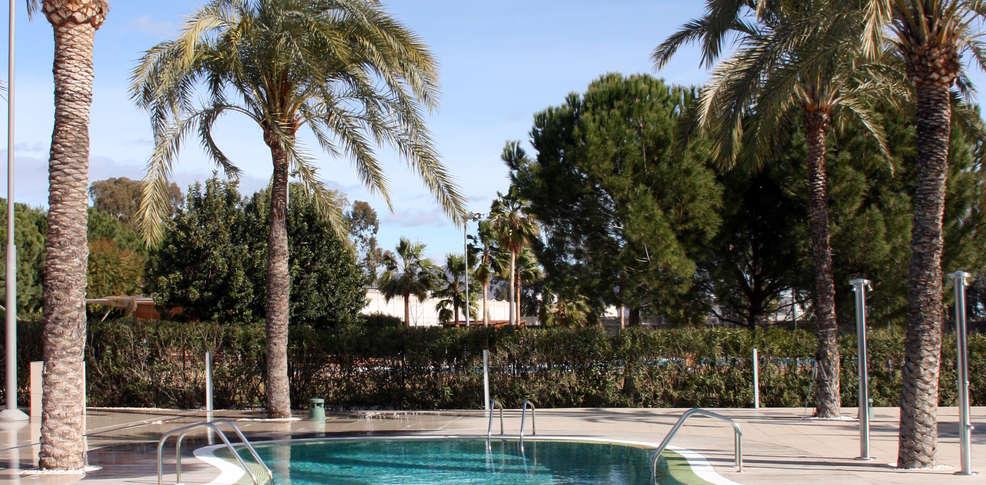 Hotel jardines de amaltea hotel lorca for Hotel jardines lorca