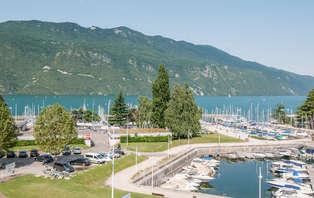 Week-end détente en face du Lac du Bourget