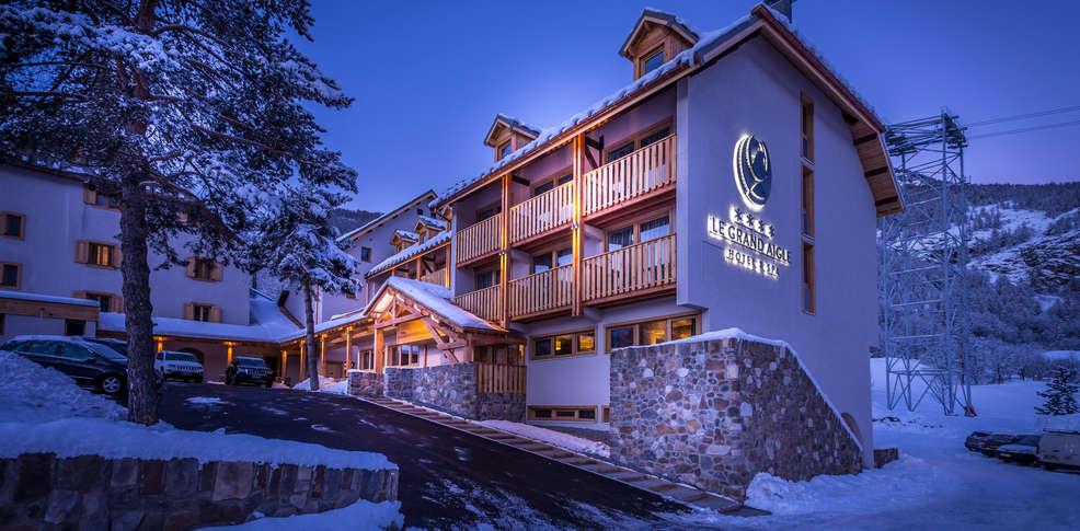 Grand Hotel A Serre Chevalier