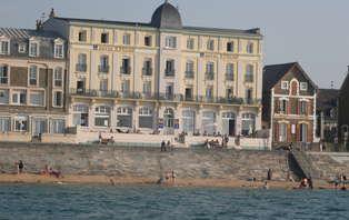Week-end les pieds dans l'eau à Saint-Malo