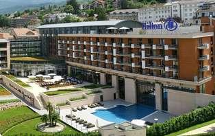 Offre spéciale: Week-end détente & SPA en chambre deluxe à Evian les Bains
