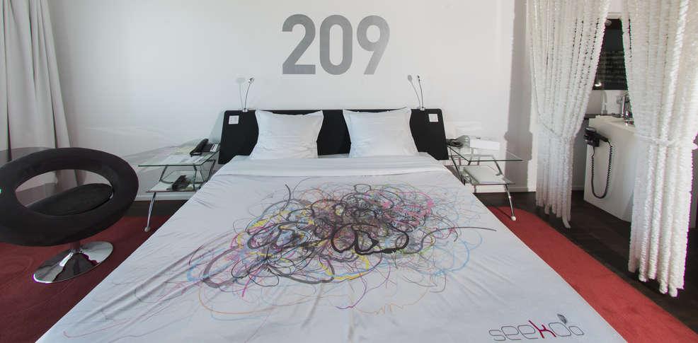 Seeko 39 o h tel design h tel de charme bordeaux 33 for Hotel design gand